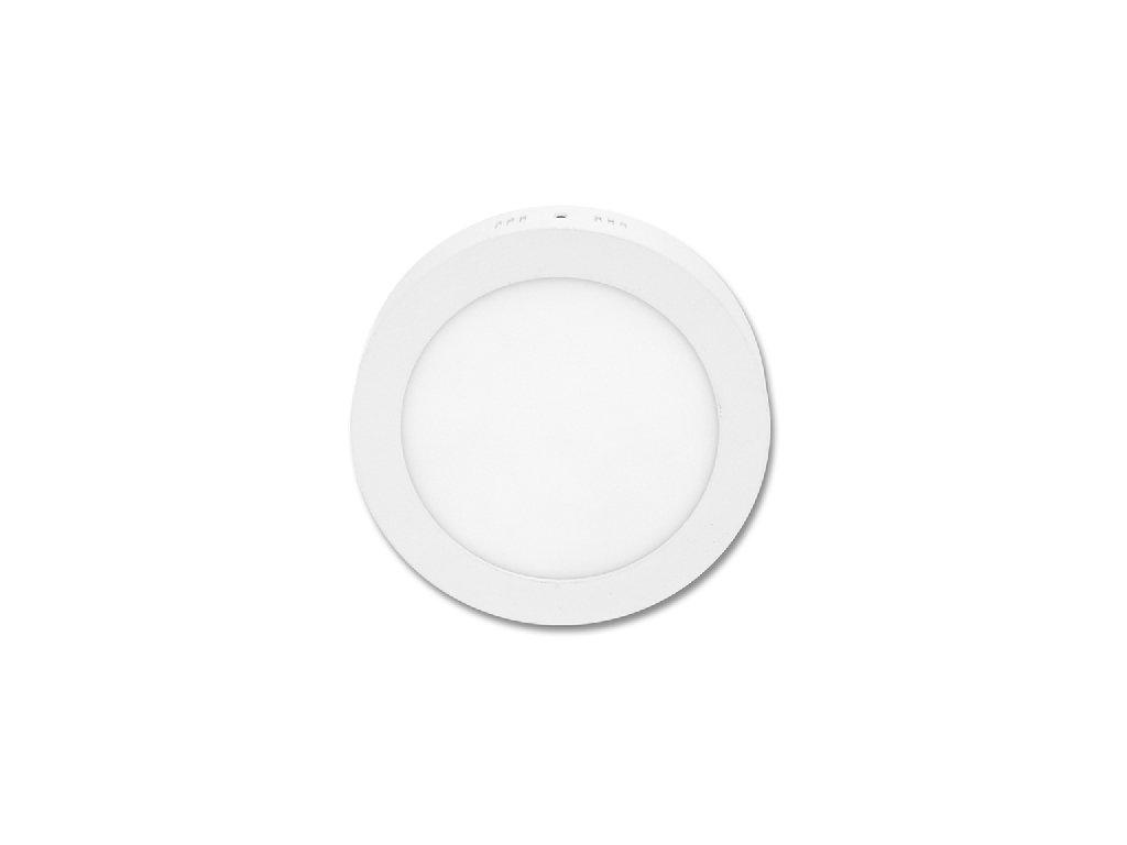 Bílý LED panel Ecolite LADA2 25W kruh přisazený teplá bílá LED-CSL-25W/2700. Na TopLux.cz skladem, ihned k odeslání