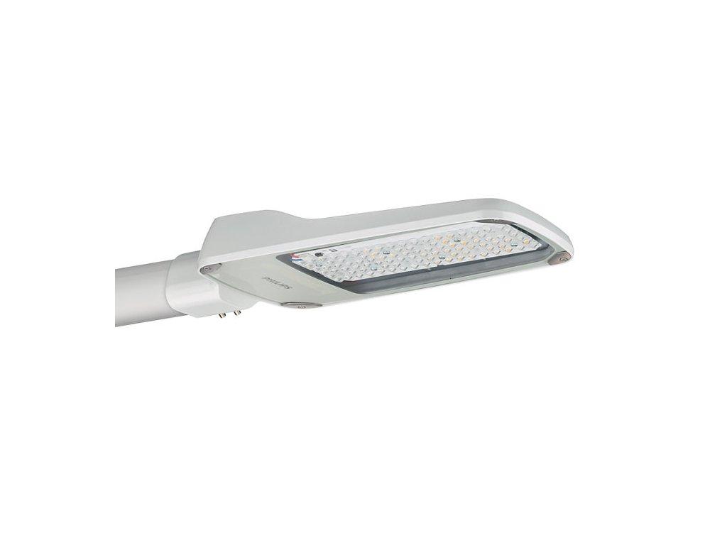 LED veřejné svítidlo Philips CoreLine Malaga 56W neutrální bílá pouliční lampa BRP102 LED75/740 II DM 42-60A. TopLux Praha skladem