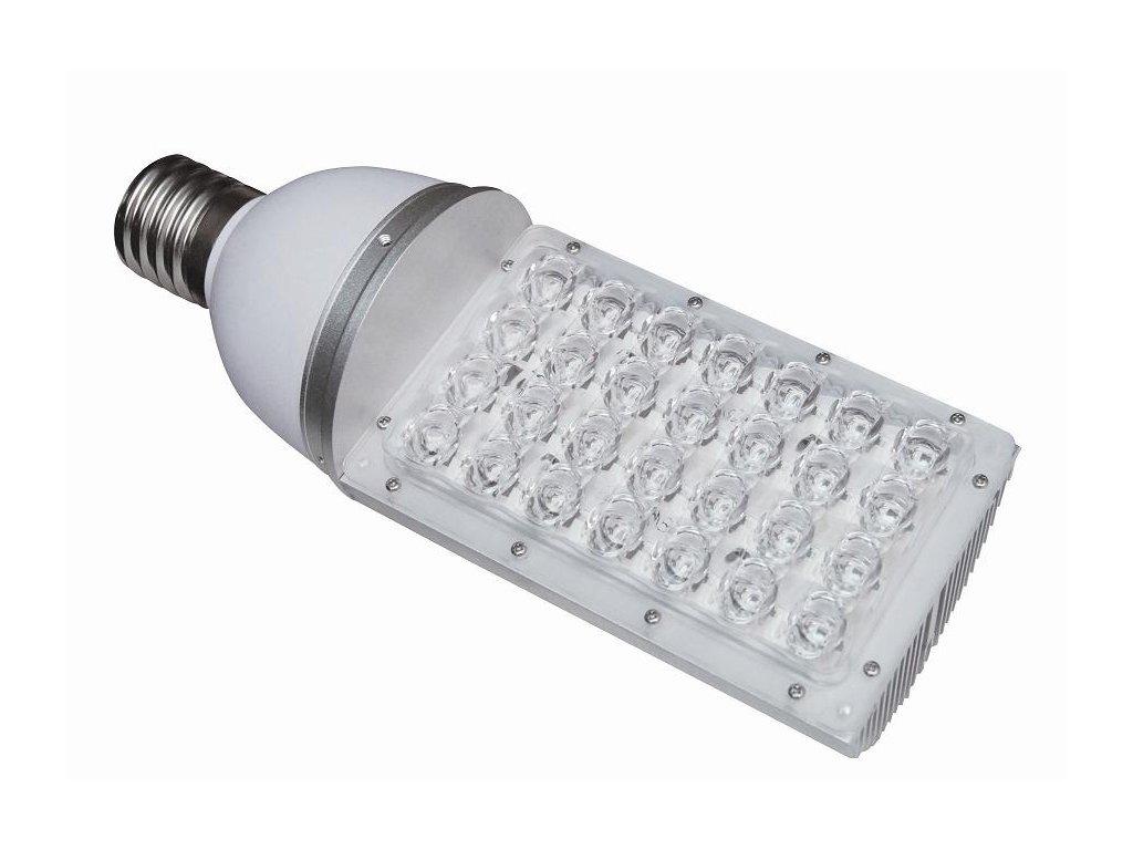 LED žárovka pro VO veřejné osvětlení E27 28W úsporná zdroj pro výměnu do pouliční lampy osvětlení1
