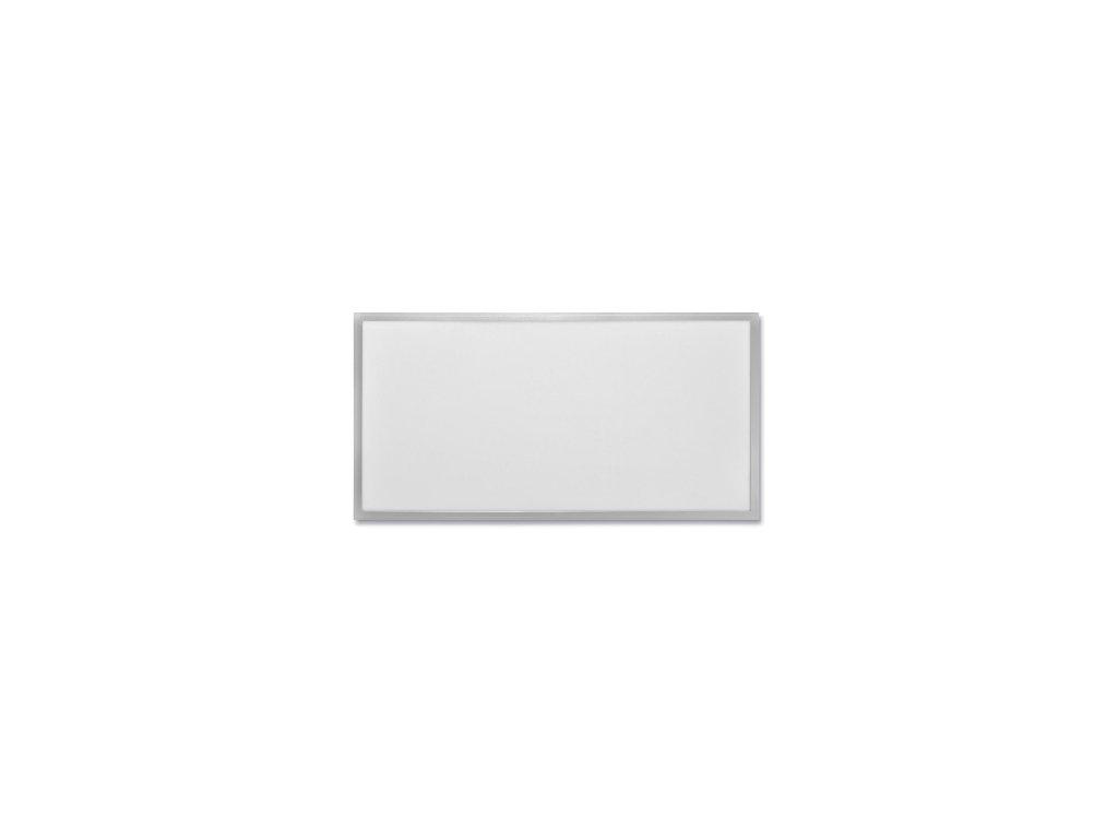 ZEUS 75W 60x120 4000K LED panel stříbrný do podhledu LED-GPL44-75