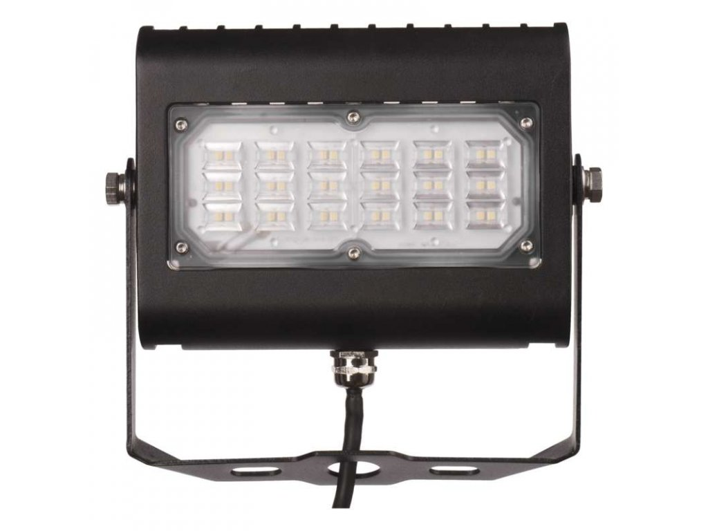 LED reflektor EMOS PROFI PLUS 30W, neutrální bílá ZS2420. TopLux Praha skladem