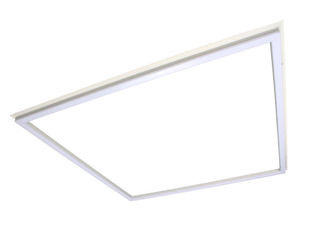 LED rámeček ANGA 48W 60x60cm studená bílá. TopLux Praha skladem