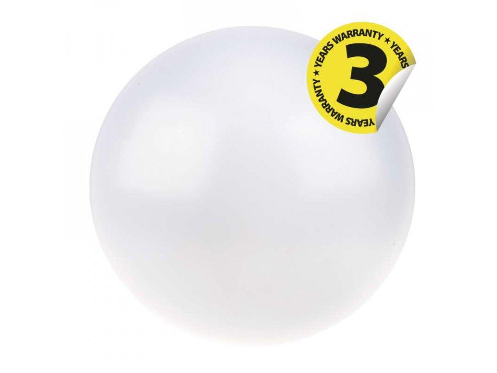 Bílé LED svítidlo Emos CORI 22W kruh přisazený neutrální bílá IP44 ZM3403. TopLux Praha skladem