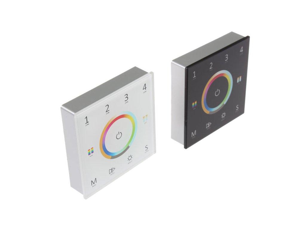 dimLED OV WRF-ALLMIX-4CH univerzální ovladač pro LED osvětlení bílý/černý