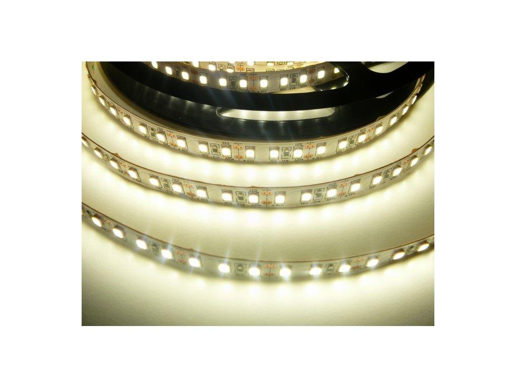 LED pásek 12V 12W dlouhá životnost vysoká kvalita a svítivost bez úbytků svítivosti 4000K denní bílá TopLux Osvětlení Praha skladem na prodejně