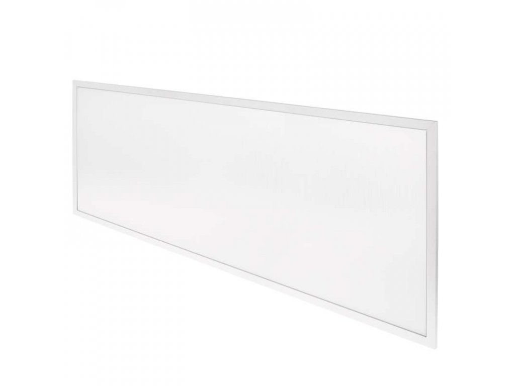 LED panel EMOS 48W obdelník 30x120 neutrální bílá vestavný venkovní IP65 voděodolný ZR3532