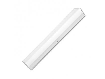 LED bílé koupelnové svítidlo Ecolite ALBA 30W 120cm TL4130-LED30W/BI