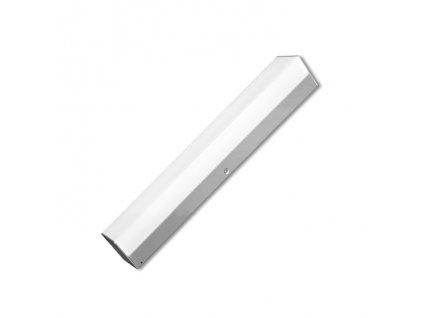 LED stříbrné koupelnové svítidlo Ecolite ALBA 15W 60cm TL4130-LED15W/STR
