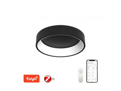 10577 immax neo agujero smart stropni svitidlo 60cm 39w cerne zigbee 3 0