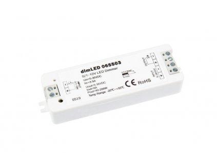 LED stmívač ovladač 1 10V a 0 10V