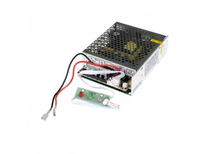 UPS zdroj 12V 96W (120) s nabíjením napojení