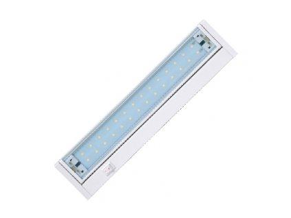 Led svítidlo Ecolite GANYS SMD 5,5W bílá barva výklopné s vypínačem.