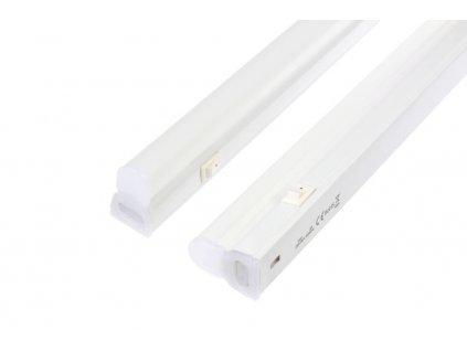 LED svítidlo T5 18W 120cm lineární podlouhlé úzké s jednoduchým zapojením