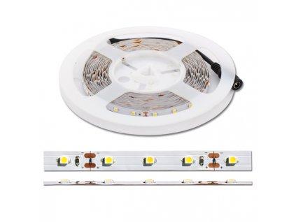 LED pásek s adaptétem SADA 5m 4,8W/m 4100K vnitřní DX-SMD3528-BI/5M