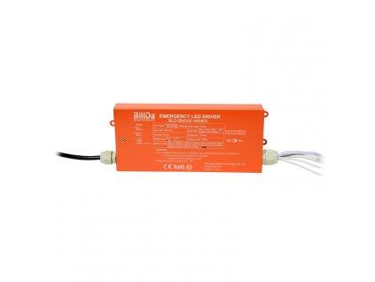 Nouzový zdroj k LED panelu 60x60 Emergenci modul k velkému čtvercovému světlu do podhledu