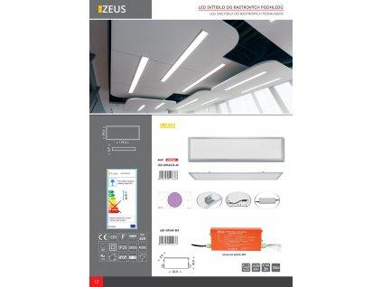 Nouzový modul ke svítidlu LED-GPL44-EM