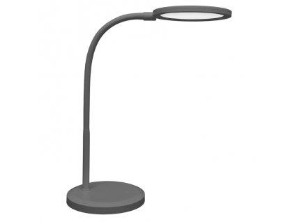 LED stolní lampa MATYS 7W stmívatelná 550lm 4000K černá LTL11-CR