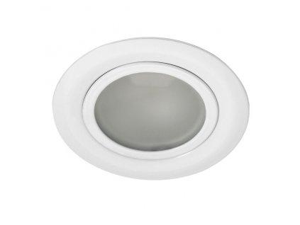 Nábytkové vestavné svítidlo GAVI bílé pro LED žárovky JC a G4