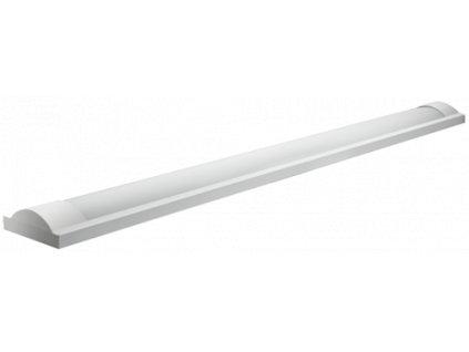 LED stropní úsporné kancelářské svítidlo Greenlux Aura 36W 120cm na strop přisazené náhrada za zářivky 2x36W 2x120cm. TopLux Osvětlení Praha skladem levné dobrá cena kvalita výběr reference ukázky fotky