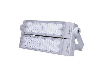 LED reflektor 100W profi šedá barva