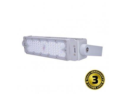 Solight LED venkovní reflektor Pro+2 50W 6500lm 5000K IP65 šedá WM-50W-PP