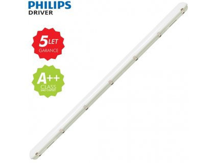 Kvalitní profi podlouhlé zářivkové LED světlo ip65 voděodolné
