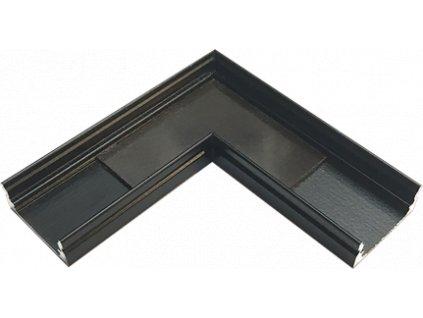 corner connector surface 1 black