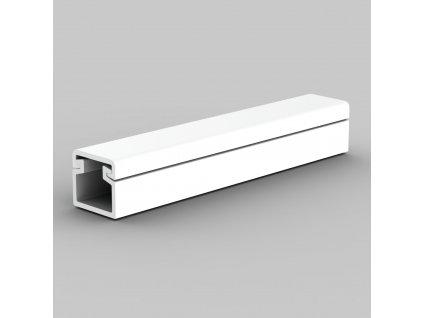 PVC plastová lišta lv 11x10mm úzká nejtenčí nejmenší