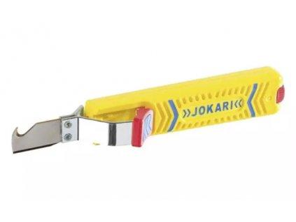 Odizolovací nůž JOKARI 10280 NO 28 H SECURA PROFI rychlé odstranění izolace s kablu