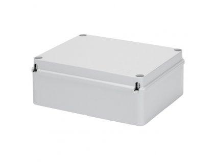 Velká rozbočná krabice gewissw44207 na omítku 190x140x70mm ip56