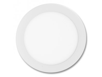 Bílý LED panel Ecolite LADA 25W kruh vestavný neutrální bílá LED-WSL-25W/4100. Na TopLux.cz skladem, ihned k odeslání