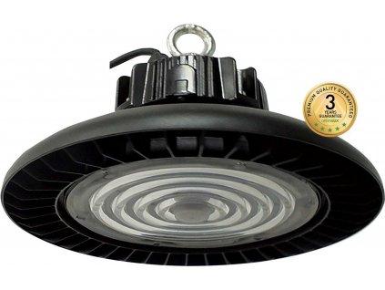 Průmyslové LED svítidlo GOLY 100W pro zavěšení, silné světlo do haly místo výbojky