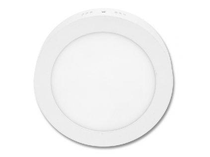 Bílý LED panel Ecolite LADA2 18W kruh přisazený neutrální bílá LED-CSL-18W/4100. Na TopLux.cz skladem, ihned k odeslání