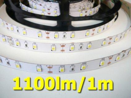 LED pásek PROFI SB3-300 12V 12W/m vnitřní IP20 60LED/m