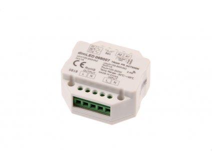 dimLED TRIAK PR ACT240W přijmač stmívač pro LED osvětlení 069007. TopLux Praha skladem