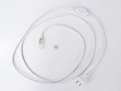Napájecí kabel pro LED pásek 230V jednobarevný