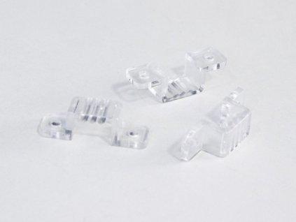Držák úchyt pro LED pásek 230V