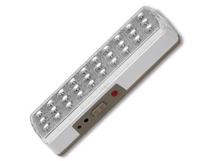 Ecolite LEDIS 1,2W nouzové přenosné svítidlo TL5205-30LED