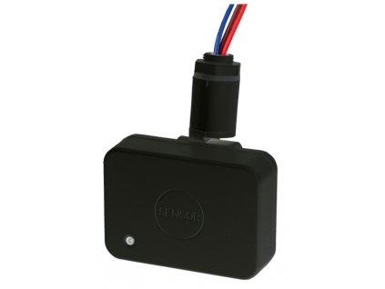Pohybový senzor Greenlux HF 75 černý IP65 GXHF011. TopLux Praha skladem