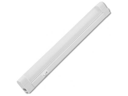 LED kuchyňské svítidlo SLICK 12W včetně vypínače a přívodního kabelu do zásuvky, délka 90cm