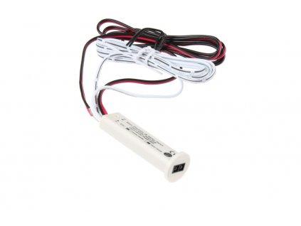 LED spínač skříňový a mávnutím 2v1 pro led pásky do nábytku2