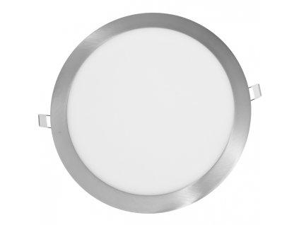 LED panel Ecolite LADA 25W chrom kruh vestavný neutrální bílá LED-WSL-25W/41/CHR. Na TopLux.cz skladem, ihned k odeslání