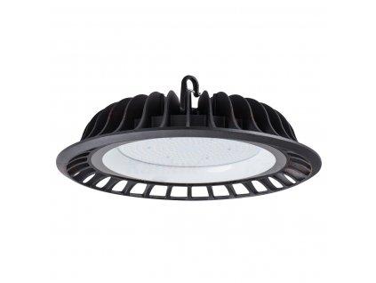 LED průmyslové svítidlo HighBay UFO 200W náhrada za sodíkovou výbojku 450W do výrobní haly skladu dílny servisu