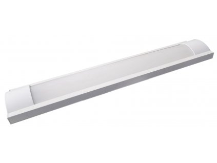 LED kancelářské stropní svítidlo GREENLUX AURA 18W 60cm ploché bílé vnitřní mléčnésvětlo