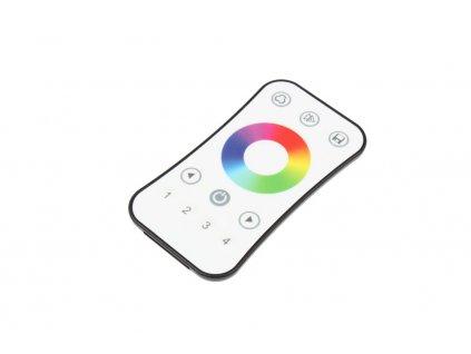 RGB LED ovladač dimLED 4kanálový, dosah až 30 metrů nastavení barev