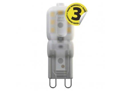 LED žárovka G9 CLASSIC 2,5W 230V 3000K/4100K  Náhradí halogenovou žárovku 23W - světelný tok 225Lm