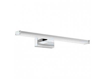 Elegantní linie svítidla ASTEN 8W 40 cm ohromí luxusním zpracováním. Nejlépe mu bude v koupelně či v moderním interiéru. Je jako stvořené jako doplněk zrcadla. Díky LED zdroji poskytuje dostatek osvětlení v místnosti. Svítidlo má krytí IP44/proti vlhkosti a vodě.Nástěnné svítidlo s integrovaným LED zdrojem. TopLux Praha Sokolovská, skladem.