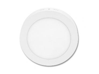 Bílý LED panel Ecolite LADA2 12W kruh přisazený teplá bílá LED-CSL-12W/2700. Na TopLux.cz skladem, ihned k odeslání