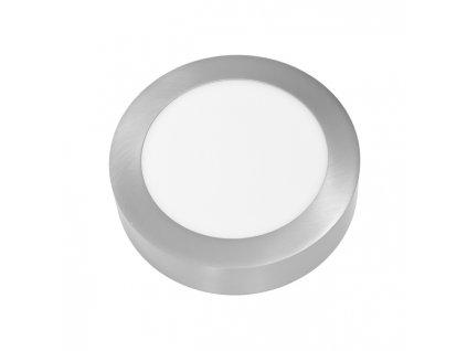 LED panel Ecolite LADA2 12W chrom kruh přisazený teplá bílá LED-CSL-12W/27/CHR. Na TopLux.cz skladem, ihned k odeslání