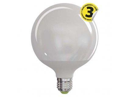 LED žárovka Emos E27 G120 18W